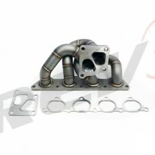 REV9 HP-SERIES MITSHBISHI LANCER EVO7 EVO8 EVO9 4G63 EQUAL LENGTH TURBO MANIFOLD