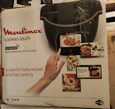 Moulinex Cookeo Touch  Connect - noir -  wifi - NEUF