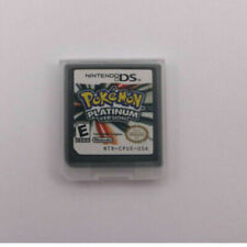 HOT Pokemon Platinum Version Game Card For Nintendo 3DS NDSI NDS NDSL Lite New