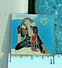 TWISTED  SISTER  vintage - hat pin , tie tac , hatpin , lapel pin GIFT BOXED