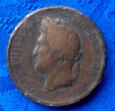 MONNAIE  LOUIS PHILIPPE Ier 10 CENT  DE 1841A GUADELOUPE
