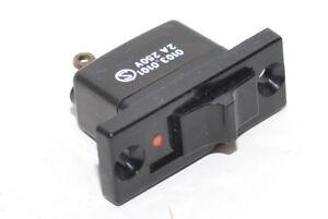 Mil Spec Slide Switch From Marquardt 0103.0101, 2 A/250 V, Slide Switch, NOS