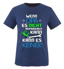 Comedy Shirts Wenn Abuelito Es Nada Reparar Lata Kids Camiseta