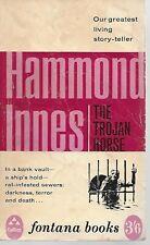 +THE TROJAN HORSE  by Hammond Innes