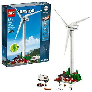 LEGO® CREATOR 10268 Vestas Windktraftanlage - NEU & OVP -