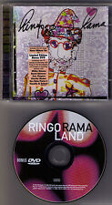 Ringo Starr Beatles  RINGO RAMA - CD + DVD - Limited Edition - EU 2003 - nmint