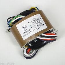 30W R-CORE  Transformer for tube amplifier AC115V /230V  9V×3+6.3V+240V  L169-59