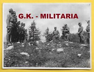 Portrait kuk Jäger Dekorierung Offiziere Bertoldi 1916 I.WK Trient Südfront  (9)