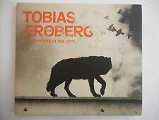 TOBIAS FROBERG : SOMEWHERE IN THE CITY - [CD ALBUM] --> PORT GRATUIT