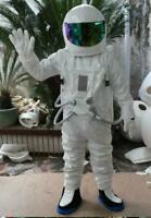 2019 Spaceman Mascot Costume Suits Fancy Party Adult Size Dress Astronaut New