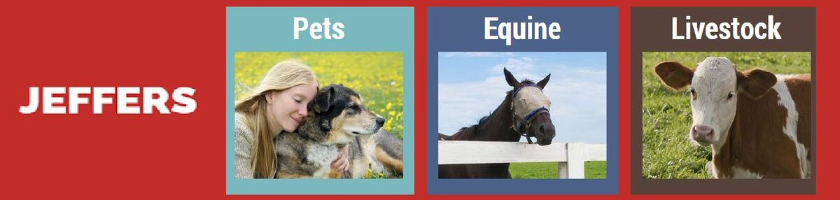 Jeffers Pet, Equine & Livestock