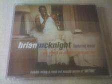 BRIAN MCKNIGHT / MASE - YOU SHOULD BE MINE - R&B CD SINGLE