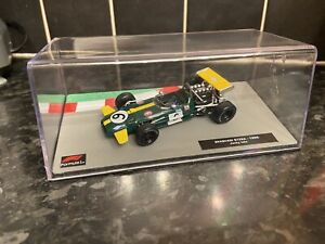 F1 Car Collection - Brabham BT26A 1969- Jacky Ickx -1/43 die cast -superb