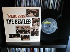 The Beatles – Requests - Parlophone GEPO 70013 Australia 1964w Sleeve