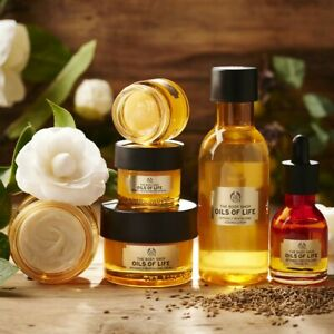 The Body Shop | Oils of Life™ | Cream, Face Oil, Eyes, Essence, Cleansing | New