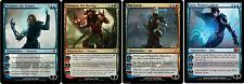 Ral Zarek Tezzeret the Seeker Xenagos the Reveler Jace Memory Adept +40 Rare NEW