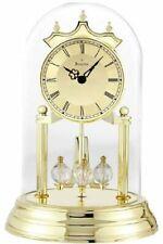 Bulova Tristan I Analog Polished Brass Finish with Glass Dome B8818