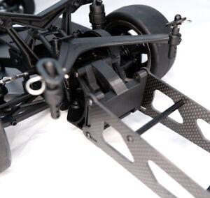 LOSI 22S Wheelie Bar TRAXXAS Adapter Mount RC No Prep TLR Drag Car NPRC Racing