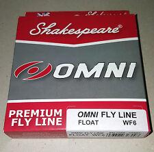 Shakespeare OMNI Premium Fly Fishing Line - Floating