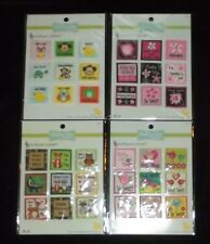 New listing Lot of 16 Babyville Boutique Labels, Boys, Girls, Neutral Designs 9 Count