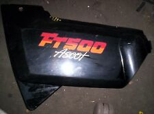82 Honda FT500 FT 500 Ascot Left Side Cover     01/19