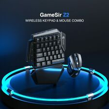 Gamesir Z2 Gaming Keypad with Mouse Combo Wireless Mechanical RF 2.4Ghz For PC