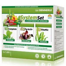 New listing Dennerle Perfect Plant System Set Large Complete Aquarium Plant Fertilizer