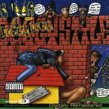 Doggystyle - Snoop Doggy Dogg (2001, CD NIEUW) Explicit Version