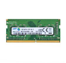 Samsung 8 Go 1rx8 Pc4-2133p Ddr4 RAM ordinateur portable M471a1k43bb0 Mémoire 8g
