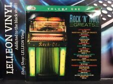 ROCK N ROLL GREATS volume 1 LP ALBUM VINYL RECORD mfp415744 80's Compilation