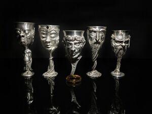 royal selangor pewter lord of rings goblets