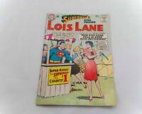 DC Comics Silver Age - Superman's Girlfriend Lois Lane #53 (1964)