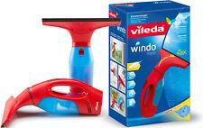 Vileda Windomatic FINESTRA SENZA FILI ASPIRAPOLVERE Specchio Vetro Testa doccia FLEX
