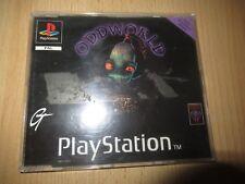 Démo Sony Playstation 1 Oddworld : ABE 'S L'Odyssée PS1