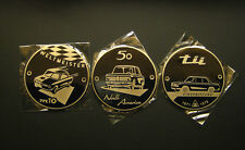 Weltmeister,North America, BMW 2002 Tii Badge(s) in Black