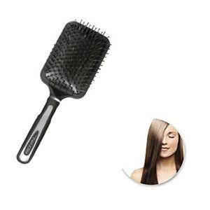 Professional Large Paddle Hairbrush Tangle Free Cushion Massage Comb Brush UK