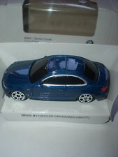 ORIGINALE BMW SERIE 1er COUPE FREE WHEEL 1:64 BMW 135 i modello di auto 135 i NUOVO