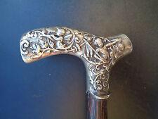 Spazierstock Silber 800