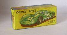 Repro Box Corgi Nr.330 Porsche Carrera 6