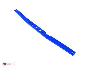 Vauxhall Opel Corsa D VXR OPC SRi 06-14 Lower Strut Bar Subframe Brace - Blue