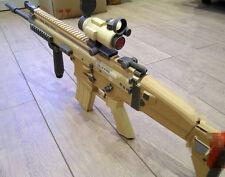 1:1 US FN SCAR-L Assault Sniper Rifle Pistol Submachine Shot gun Paper Model Kit