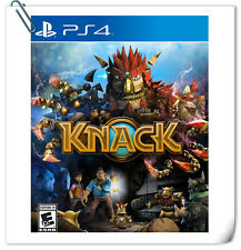 PS4 Knack ENGLISH R2 / 中英文合版 R3 SONY PlayStation Action Games SCE