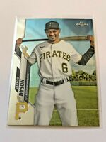 2020 Topps Chrome Update Baseball Base Card - Jarrod Dyson - Pittsburgh Pirates