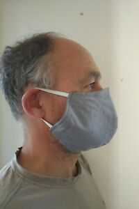 THE PEOPLES MASK REUSABLE FACE COVERING NON MEDICAL FAIR TRADE LARGE SIZE