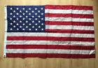 USA Flagge gestickt, genäht, 50 Sterne
