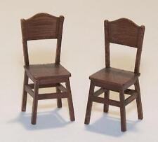 PLUS MODEL EL049 Küchenstühle für Diorama (2 Stück) in 1:35