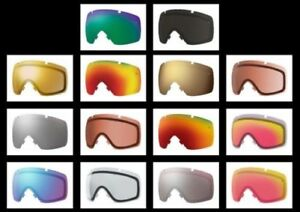 Smith Optics Lens I/O7 + Squad + Range + I / Or Mag + Riot + Skyline Replacement