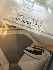 Mainstays Silicone-Coated Ironing Mat - Nwt -@ Silver 00004000 /Gray