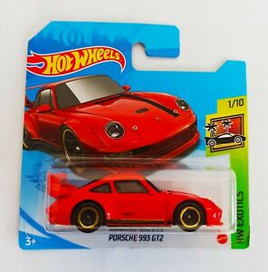 Hot Wheels 1/64 3 inches Porsche 993 GT2