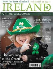 Ireland magazine St. Patricks Day  Finding forefathers The Spanish armada Pubs